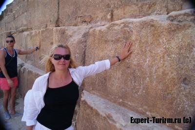 Каир, Гиза, пирамида Хафра