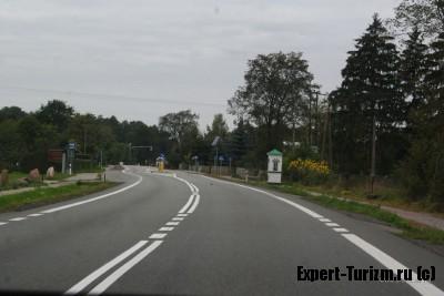 Дороги в Польше, бесплатные