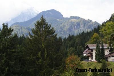 Альпы, Австрия