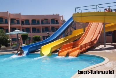Бассейн отеля  Le Pacha, Хургада, Египет