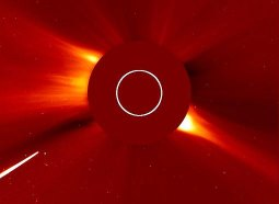 comet-sun