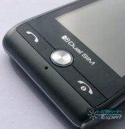 LG GX500 - функциональные кнопки