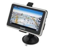 Lexand представляет два GPS-навигатора с поддержкой «пробок»
