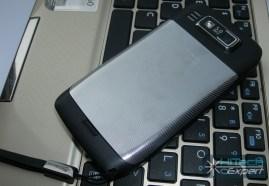 Nokia E72: вид тыльной панели