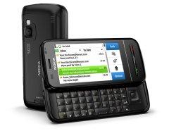 Nokia C6 – Symbian-смартфон с QWERTY-клавиатурой