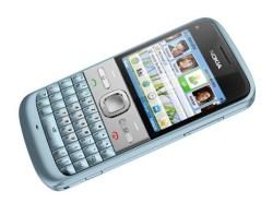 Nokia E5 - бизнес-смартфон с QWERTY-клавиатурой