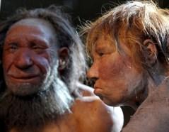 Где и когда встретился человек разумный с неандертадьцем?