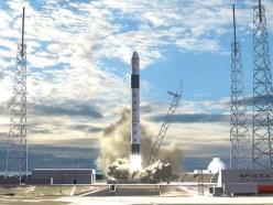 SpaceX запустит транспортный корабль Dragon при помощи ракеты Falcon 9