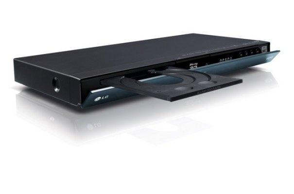 LG BX580: сетевой 3D-плеер