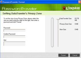 Password Traveler
