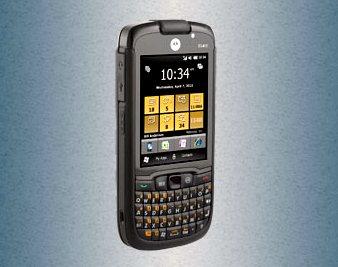 Motorola ES400 - первое мобильное устройство, работающее на Windows Embedded Handheld