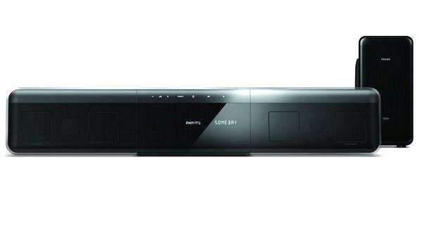 Soundbar Philips HTS5120 - сверхплоская аудиосистема