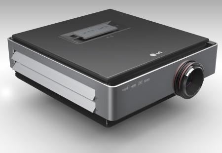 Однолинзовый двухпроцессорный 3D-кинопроектор CF3D