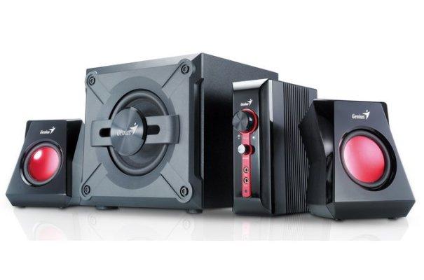 Genius SW-G2.1 1250 - акустическая система 2.1