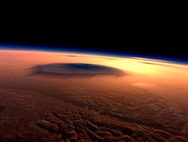 Поиски жизни на Марсе продолжаются