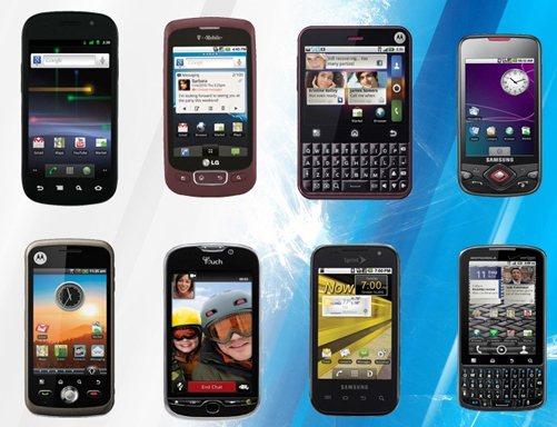 хорошие Android смартфоны