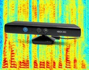 Kinect от Microsoft распознает речь