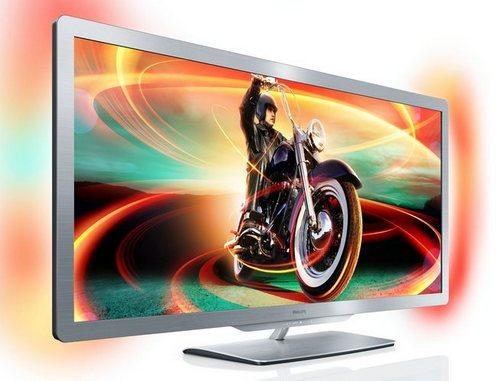 Philips Cinema 21:9 Gold со Smart TV и Multiview