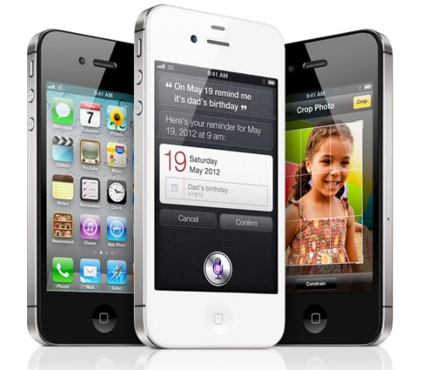 Apple iPhone 4S купить в Украине