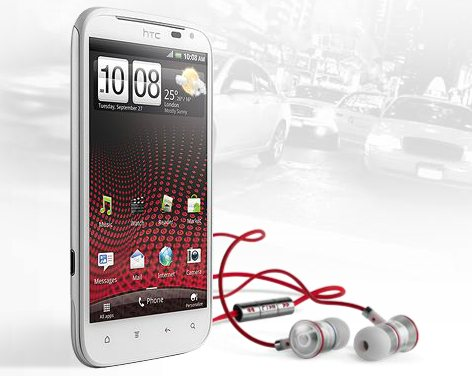 HTC Sensation XL с Beats Audio