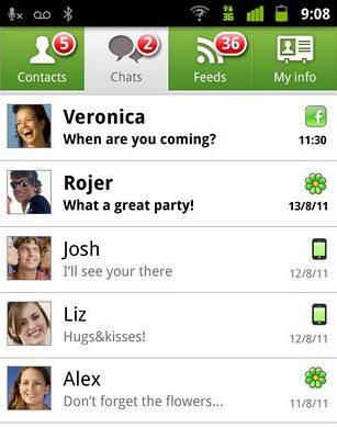 ICQ для Android 3.0.3