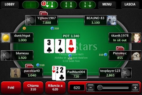 Pokerstars - покер онлайн
