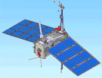 Чибис-М изучит ионосферу