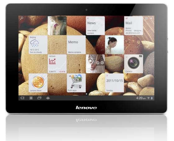 планшет на Android 4.0