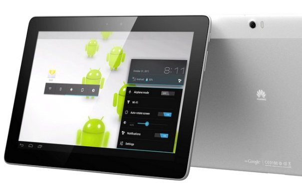 Huawei MediaPad 10 FHD на Android