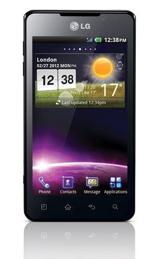 LG Optimus 3D LG-P725
