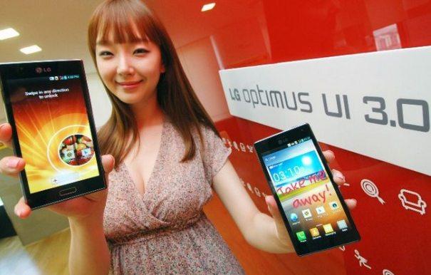 LG Optimus UI 3.0