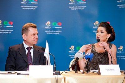 Руслана и Укртелеком