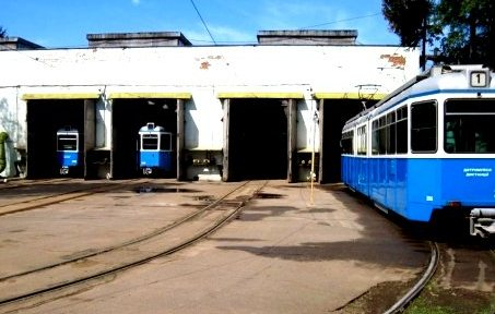 Винницкий трамвай с Wi-Fi
