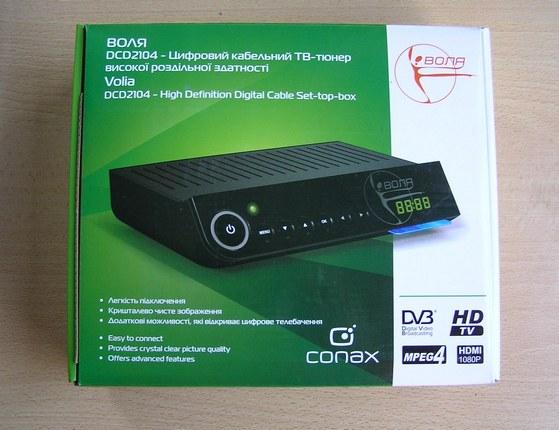 HDTV тюнер