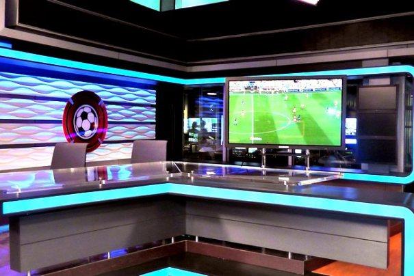 Футбольный уикэнд - студия