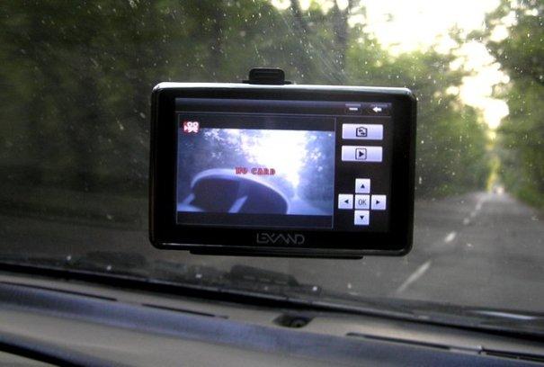 видеорегистратор LEXAND SR-5550 HD