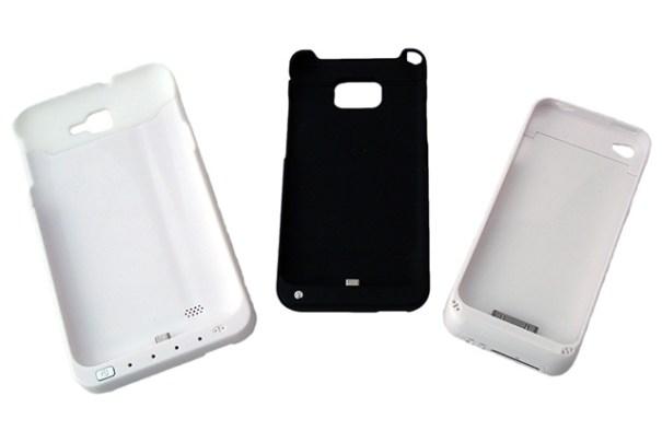 чехол-батарея для смартфонов