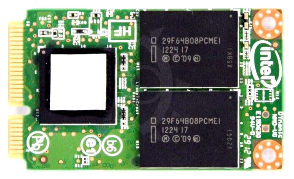 Intel 525 - SSD форм-фактора mSATA