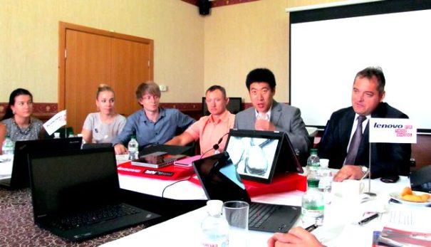 Lenovo захватывает украинский рынок ПК