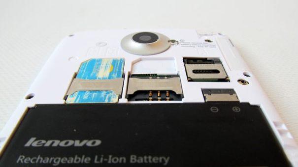 Lenovo S920  - под капотом