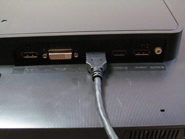 разъемы Philips Brilliance 298X