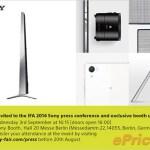 Sony привезёт на IFA 2014 новые смартфоны, объектив камеры и моноблок