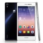Huawei готовит модификацию Ascend P7 с сапфировым стеклом?
