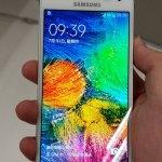Опубликованы новые фотографии Samsung Galaxy Alpha