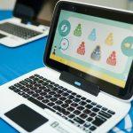 Противоударный планшет-трансформер — украинским школьникам