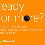 4 сентября Microsoft анонсирует новый камерофон
