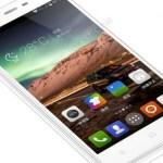 Смартфон Gionee V188: $240 за HD-дисплей, чип MT6582 и батарею на 5200 мА·ч