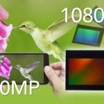 Новая 20-Мп матрица Toshiba подойдет для тонких смартфонов