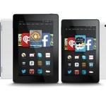 Amazon анонсировала ридеры Kindle и Kindle Voyage