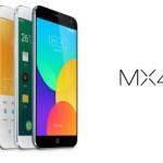 В России открыт приём предзаказов на смартфон MEIZU MX4